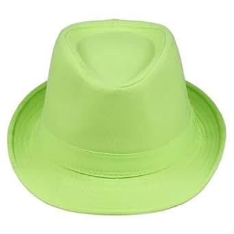 Smile YKK Neon Summer Straw Boho Fedora Panama Hat Sun Men #0: 41ZdwkEiBWL SX342 QL70