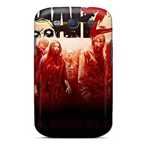 Shockproof Hard Phone Covers For Samsung Galaxy S3 With Support Your Personal Customized Trendy Rise Against Pictures DannyLCHEUNG