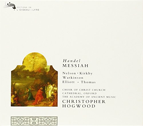 CD : Christopher Hogwood - Messiah (2PC)