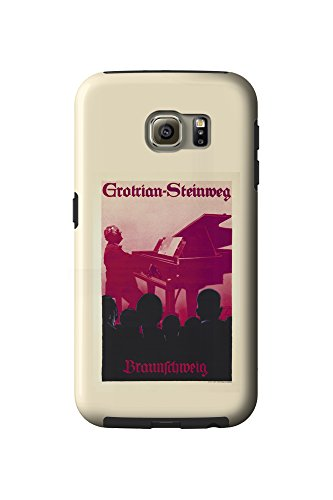 grotrian-steinweg-vintage-poster-artist-holwein-ludwig-germany-c-1934-galaxy-s6-cell-phone-case-toug