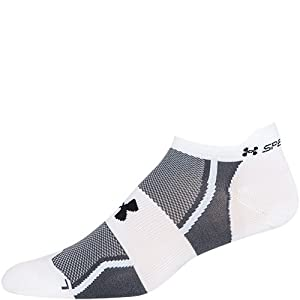 Amazon.com : Under Armour Men's Speedform Ultra Low Tab Socks (1 ...