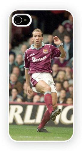 Paolo Di Canio Wonder Goal West Ham, iPhone 5 5S, Etui de téléphone mobile - encre brillant impression