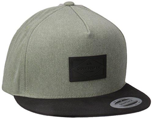 (Quiksilver Men's Fineline Hat, Four Leaf Clover One Size)