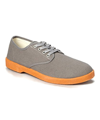 Orange Black Zag Mens Sole Zig Wino Canvas BXPqnwxXU