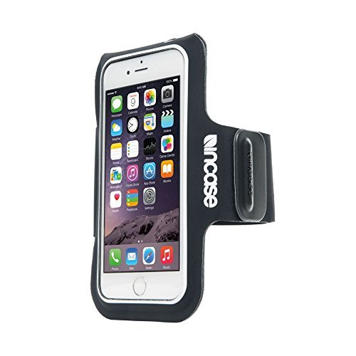 Incase Active Armband for iPhone 6s and 6 (Black - INOM100124-BLK)