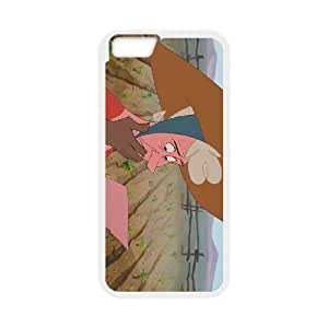 iphone6 4.7 inch Phone Case White Home on the Range Pearl Gesner CZL5838557