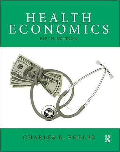 Health Economics (The Pearson Series in Economics): 9780132948531 ...