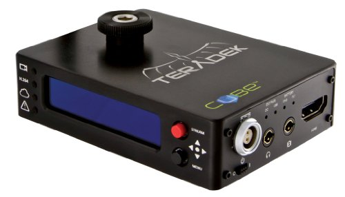 Teradek Inc Cube-455 400 Cube (Black) by Teradek Inc