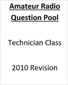 Amateur technician question pool