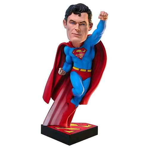 DC Comics-Superman Head Knocker series 2