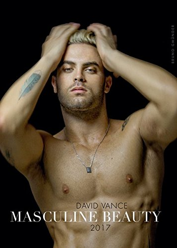 Masculine Beauty 2017 David Vance product image