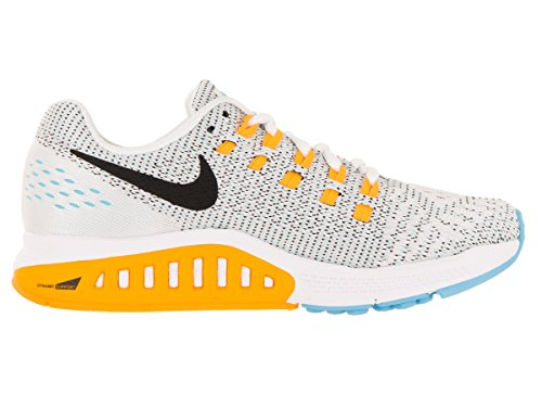Black Nike Shoes Air Running White lsr Structure gmm Orange White Bl Women's 19 Zoom rHCwzqr