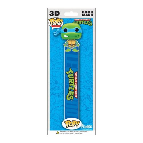 Amazon.com: Funko POP. 3d marcapáginas – de las Tortugas ...