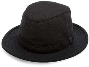 Tilley Endurables Tec-Wool Hat,Black Mix,7