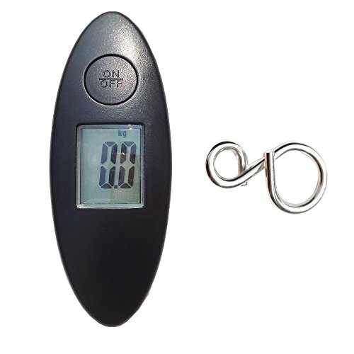 Archery Portable 88lbs Weigh Archery Bow Scale Digital Hanging Scale With LCD Display