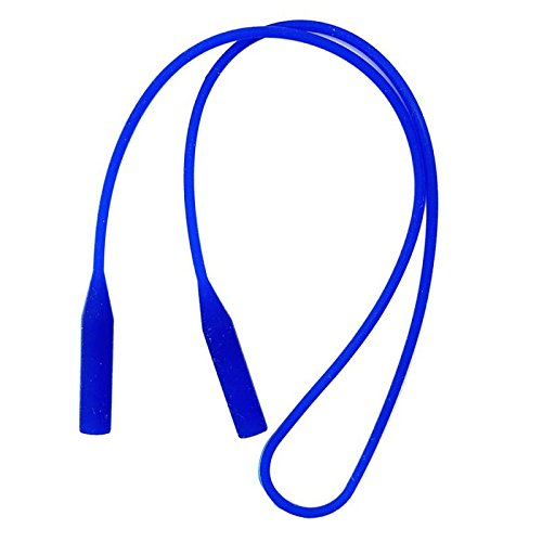 1pc Sports Glasses Sunglasses Strap Holder Waterproof Silicone Lanyard Cord for 6mm Royalblue Generic STK0156000457