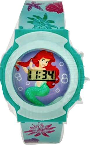 Disney Princess Ariel Flashing LCD Watch