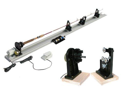 American Tackle Fishing Rod Power Wrapper & Rod Dryer Kit - APW-Kit - 220 Volt
