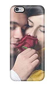 Fashion RvQBfVn7241Hmubu Case Cover For Iphone 6 Plus(most Romantic Indian Couple Boy Girl)