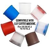 Amazon.com: Filtros de café, reutilizables, cápsulas de ...