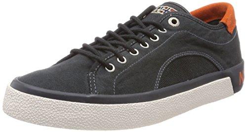Jakob Grey Uomo Grau FOOTWEAR Sneaker NAPAPIJRI Volcano z5xwa70xq