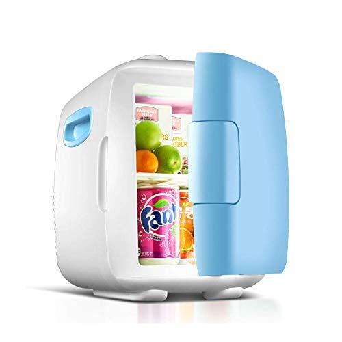 Mini Fridges Appliances 12L car Refrigerator Home Multi-Function Refrigerator Bedroom Small Insulation Refrigerator Mini Single Door Refrigerator (Color : Blue, Size : 27 21 27cm) (Used 3 Way Caravan Fridge For Sale)