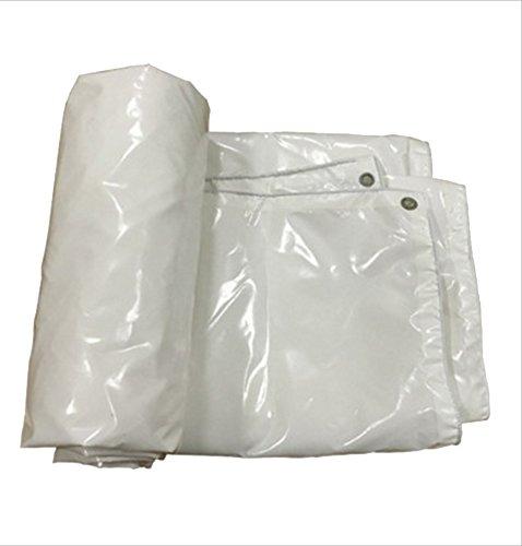 YANGFEI 防水シート ターポリンブルー/グリーン/ホワイト3色防水、日焼け止め、日除け、防雨布カスタマイズ可能、防水、耐久性、腐食防止、天蓋布 耐久性に優れています B07F71D87H 5*6m|C C 5*6m