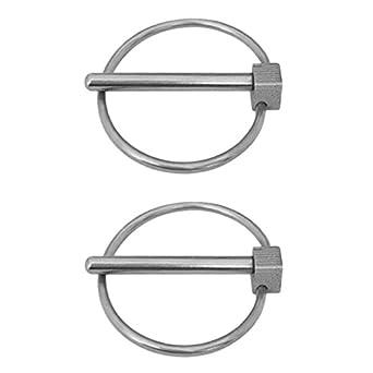 Amazon.com: Yun Deals 4 piezas de Clip de pasadores clip ...