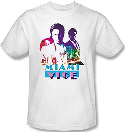 Miami Vice Logo Adult