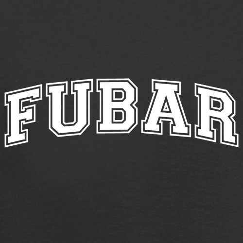 college Black Bag Retro Fubar Dressdown Red Style Flight OfBWxT