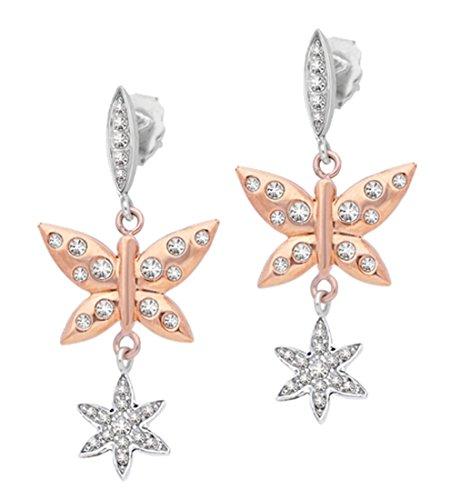 scegli il meglio stili di moda numerosi in varietà MORELLATO Orecchini a pendolo e goccia Donna placcato_argento - SAHL04