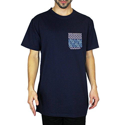 pocket Russell tee shirts breast