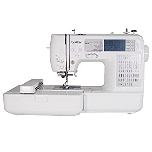 se400 combination computerized sewing and 4x4 embroidery machine