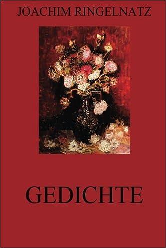 Gedichte Taschenbuch – 10. November 2015 Joachim Ringelnatz Jazzybee ...