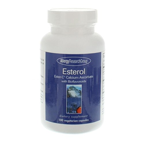 Allergy Research Group Esterol Ester-C – 100 Capsules