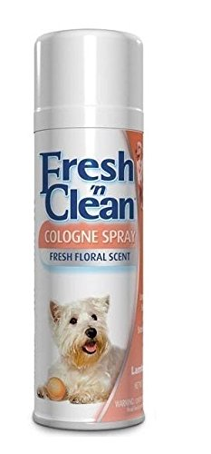 Scented Colognes for Pets 12 oz Keep Your Dog Smelling Fresh 3 Scents To Choose (Baby Powder)