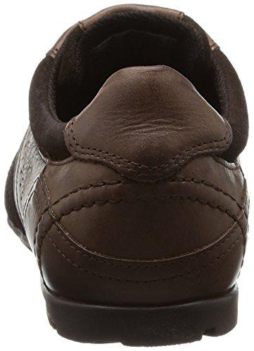 Levi's Firebaugh - Zapatillas de Deporte hombre marrón - Marron (29 Dark Brown)