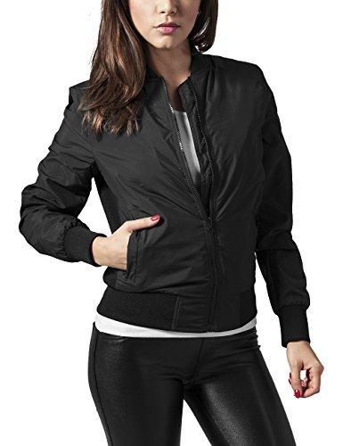 Amazon.com   Urban Classics Women s Ladies Light Bomber Jacket ... ba145555e4