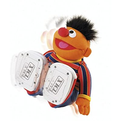 Fisher-Price T.M.X. Tickle Me Ernie: Toys & Games