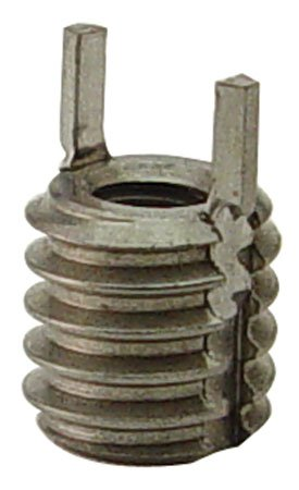 Keylocking Threaded Inserts Stainless Steel THD 1 Each THD 0.87 Lg Heavy Duty 7//8-14 Ext 5//8-18 Int