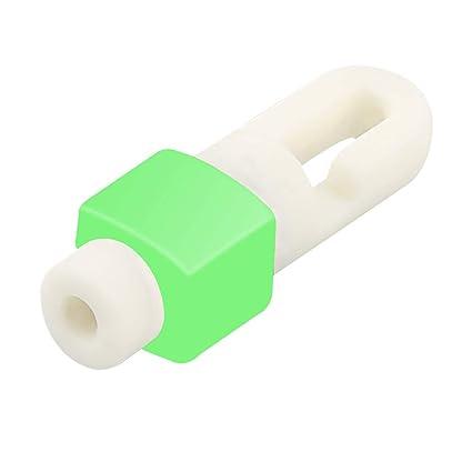 LINYANMY - Soporte de Goma para Cable de teléfono móvil, para Auriculares y Sujetadores