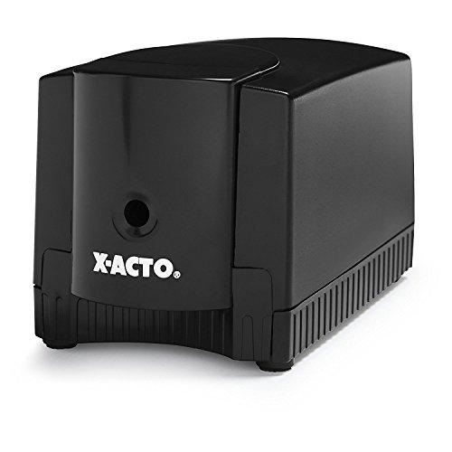 X-ACTO Magnum Electric Pencil Sharpener, Black, Case of 6 by X-Acto