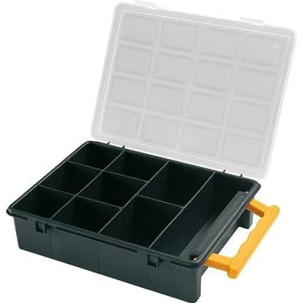 Art Plast 3350 De plástico, Polipropileno, Poliestireno Negro, Color blanco, Amarillo caja