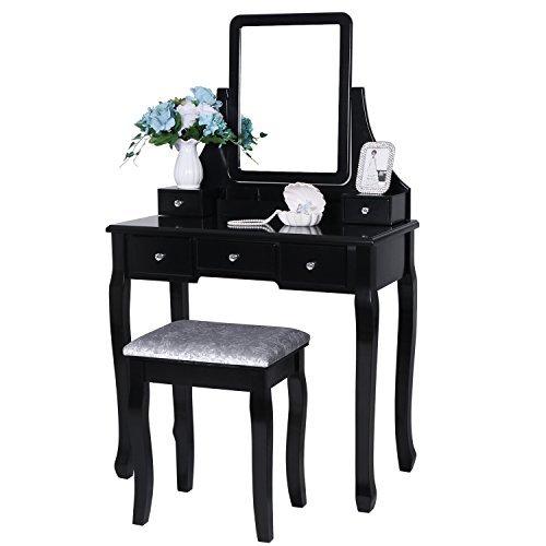 BEWISHOME Vanity Set - bedroomdesign.us