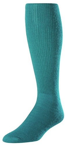 Twin City Senior All-Sport Solid Color Tube Socks (Medium) by TCK