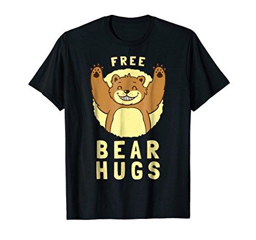 (Free Bear Hugs T-shirt)
