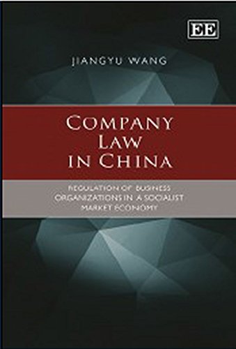 company law in china - 1