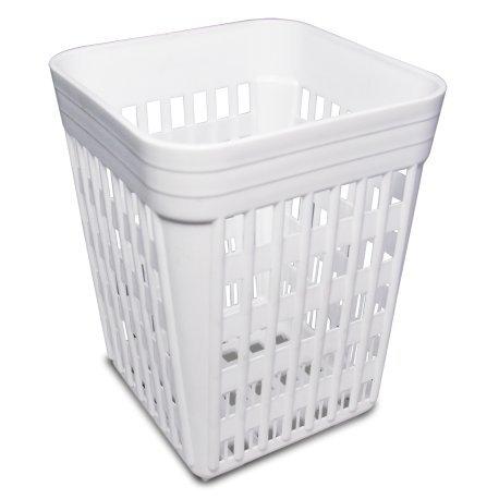 Fricosmos Cestillo para Cubiertos de lavavajillas Color Blanco ...