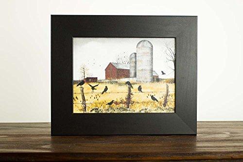 Primitive Framed Art - 5