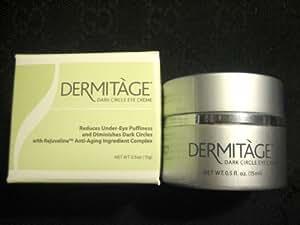 Dermitage Dark Circle Eye Cream with Rejuvaline, .5 Oz.